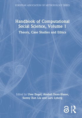 Handbook of Computational Social Science, Volume 1: Theory, Case Studies and Ethics-cover