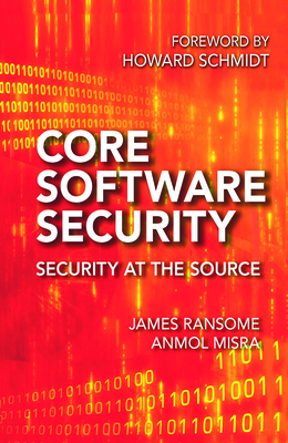 Core Software Security: Security at the Source-cover