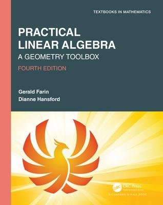 Practical Linear Algebra: A Geometry Toolbox-cover