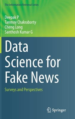 Data Science for Fake News: Surveys and Perspectives-cover