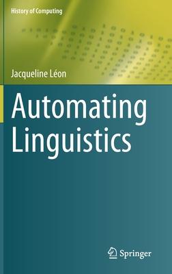 Automating Linguistics-cover