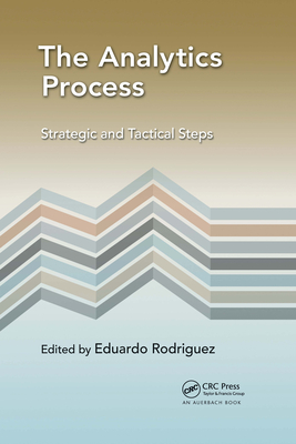 The Analytics Process: Strategic and Tactical Steps-cover
