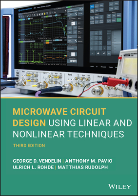 Microwave Circuit Design Using Linear and Nonlinear Techniques-cover