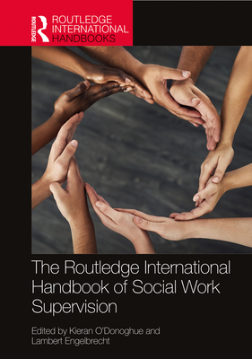 The Routledge International Handbook of Social Work Supervision-cover