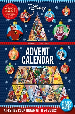 Disney: Storybook Collection Advent Calendar 2021-cover