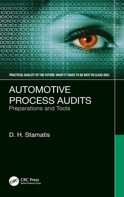 Automotive Process Audits: Preparations and Tools-cover
