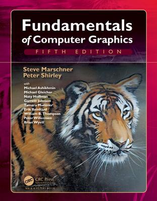 Fundamentals of Computer Graphics-cover