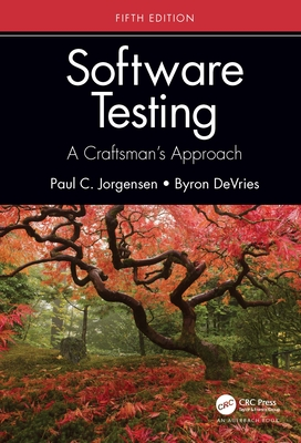 Software Testing: A Craftsman's Approach, Fifth Edition-cover