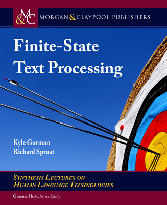 Finite-State Text Processing-cover