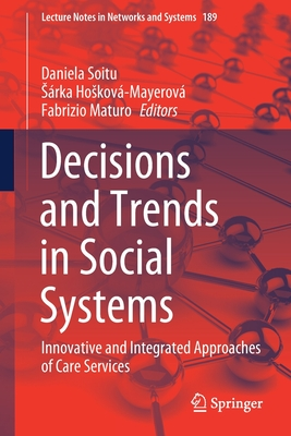 Decisions and Trends in Social Systems: Innovative and Integrated Approaches of Care Services-cover