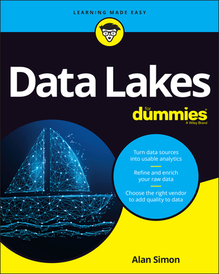 Data Lakes for Dummies-cover