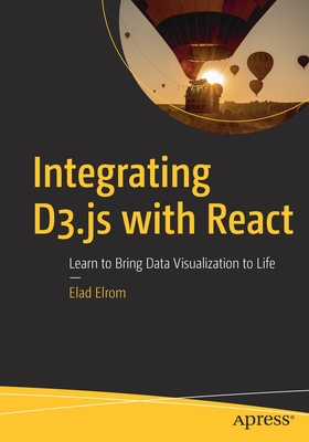 Integrating D3.Js with React: Learn to Bring Data Visualization to Life-cover