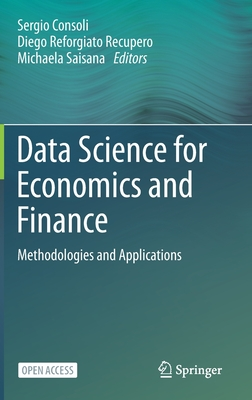 Data Science for Economics and Finance: Methodologies and Applications-cover