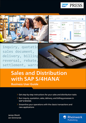 Sales and Distribution with SAP S/4hana: Business User Guide-cover