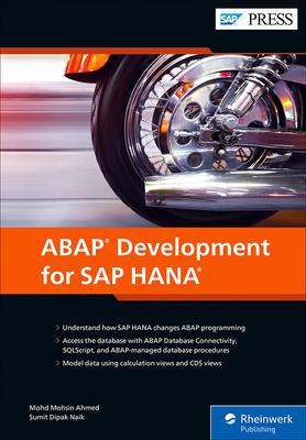ABAP Development for SAP Hana-cover