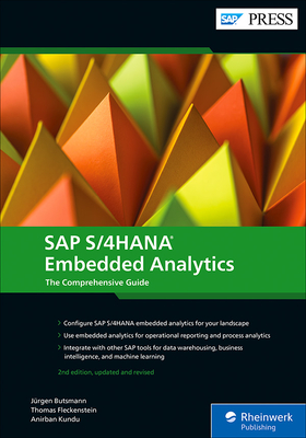 SAP S/4hana Embedded Analytics: The Comprehensive Guide-cover