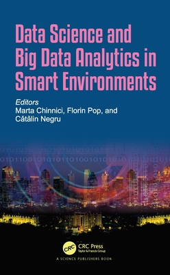Data Science and Big Data Analytics in Smart Environments-cover