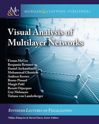 Visual Analysis of Multilayer Networks-cover