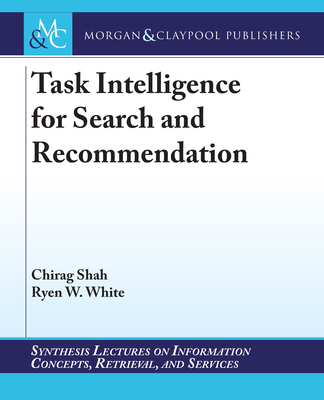 Task Intelligence for Search and Recommendation-cover