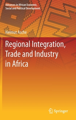 Regional Integration, Trade and Industry in Africa-cover