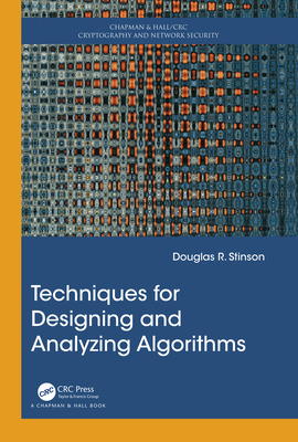 Techniques for Designing and Analyzing Algorithms-cover