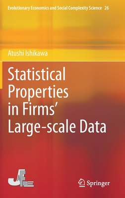 Statistical Properties in Firms' Large-Scale Data-cover
