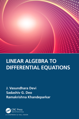 Linear Algebra to Differential Equations-cover