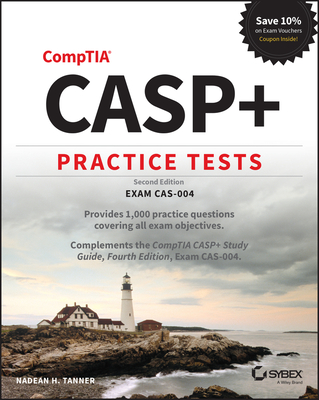 CASP+ CompTIA Advanced Security Practitioner Practice Tests: Exam CAS-004 2nd 版本-cover