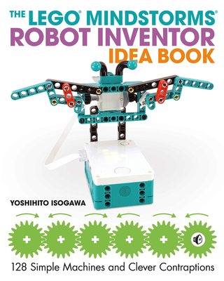 The Lego Mindstorms Robot Inventor Idea Book-cover