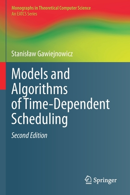 Models and Algorithms of Time-Dependent Scheduling-cover