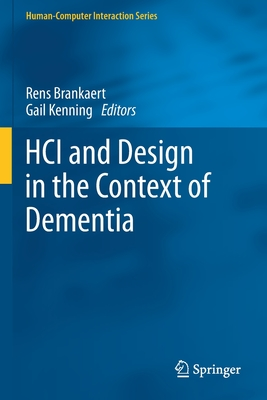 Hci and Design in the Context of Dementia-cover