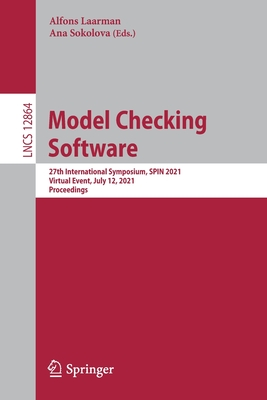 Model Checking Software: 27th International Symposium, Spin 2021, Virtual Event, July 12, 2021, Proceedings-cover