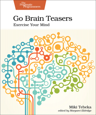 Go Brain Teasers: Exercise Your Mind-cover