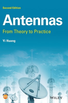 Antennas: From Theory to Practice, 2/e (Hardcover)-cover