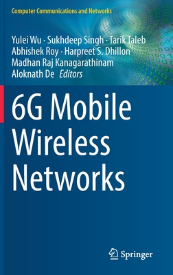6g Mobile Wireless Networks-cover