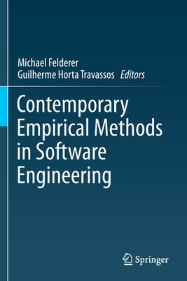 Contemporary Empirical Methods in Software Engineering-cover