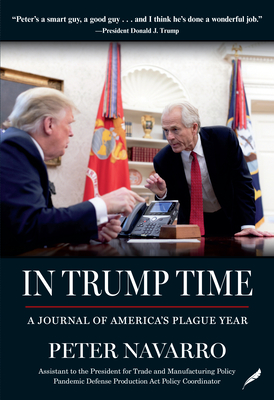 In Trump Time: A Journal of America's Plague Year-cover