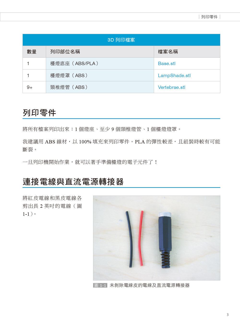 MAKE:3D列印專題|玩具、機器人、工具自己印 (Make: 3D Printing Projects: Toys, Bots, Tools, and Vehicles To Print Yourself)-preview-2