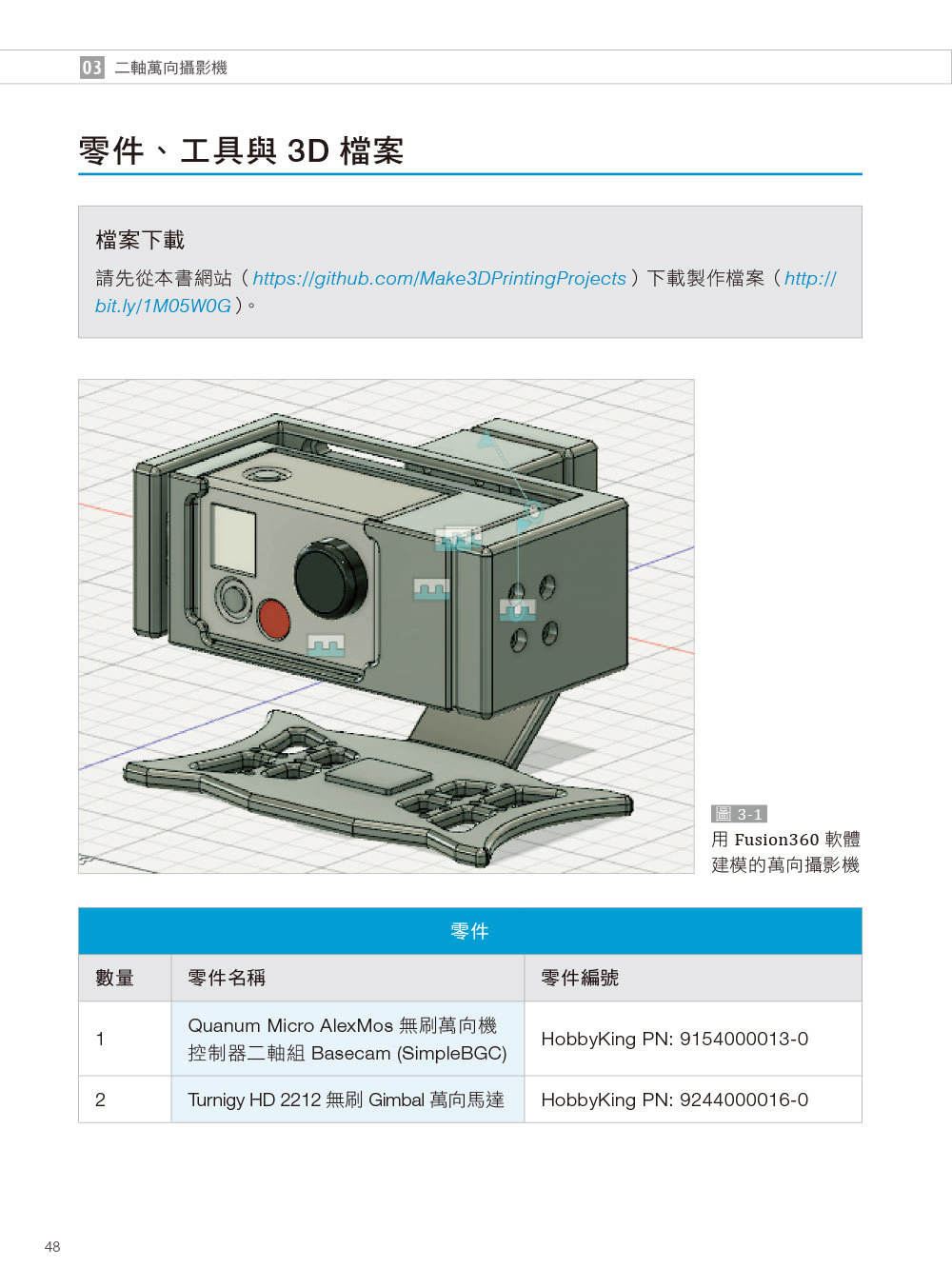 MAKE:3D列印專題|玩具、機器人、工具自己印 (Make: 3D Printing Projects: Toys, Bots, Tools, and Vehicles To Print Yourself)-preview-5