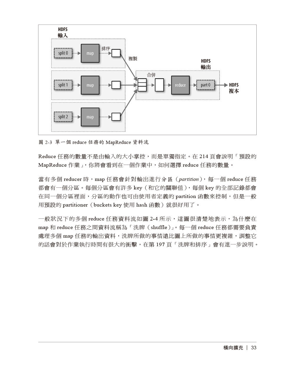 Hadoop 技術手冊, 4/e (Hadoop: The Definitive Guide, 4/e)-preview-5