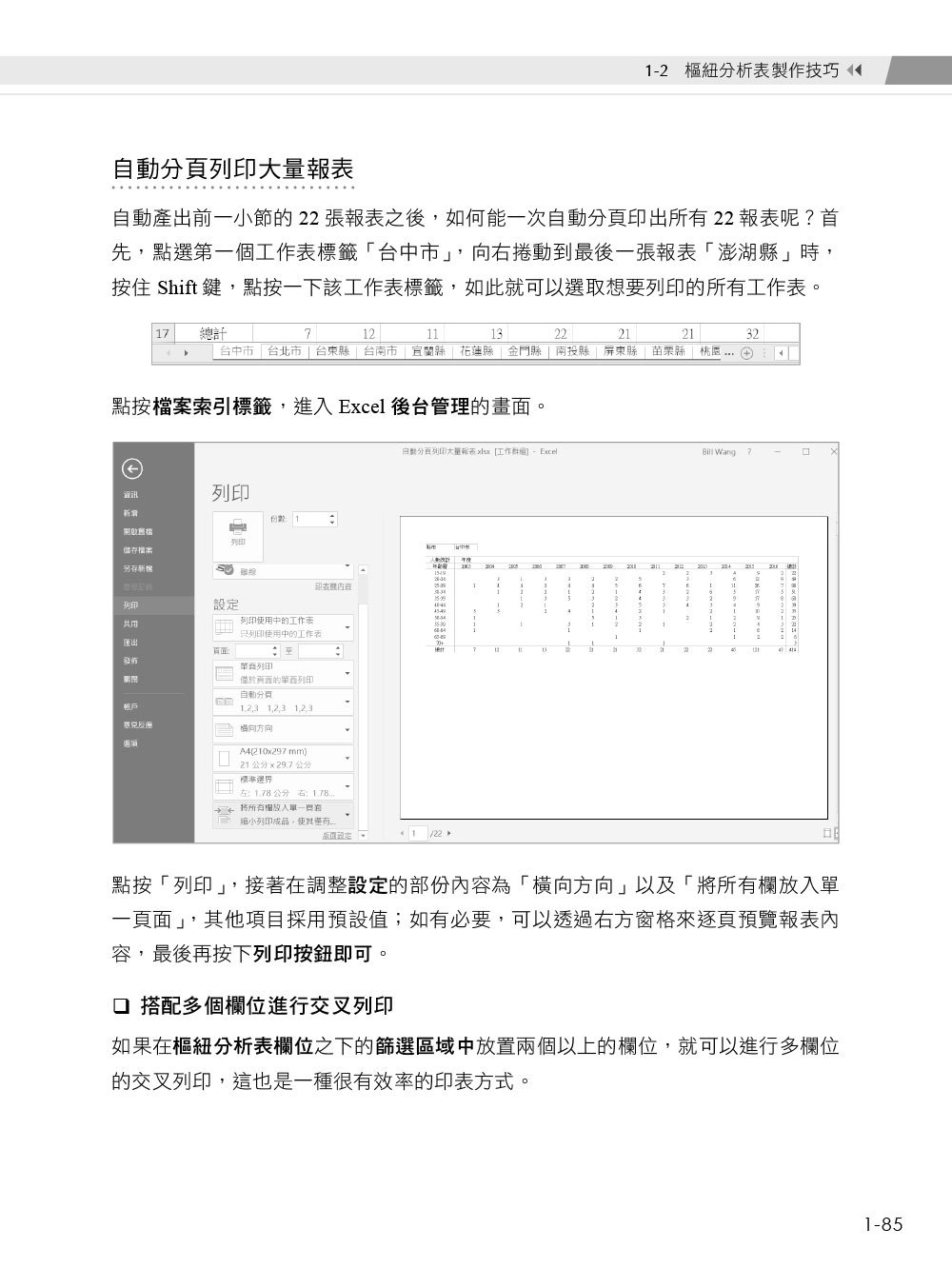 從樞紐分析到大數據分析|Power Query、Power Pivot、Power View、Power Map應用解析-preview-1