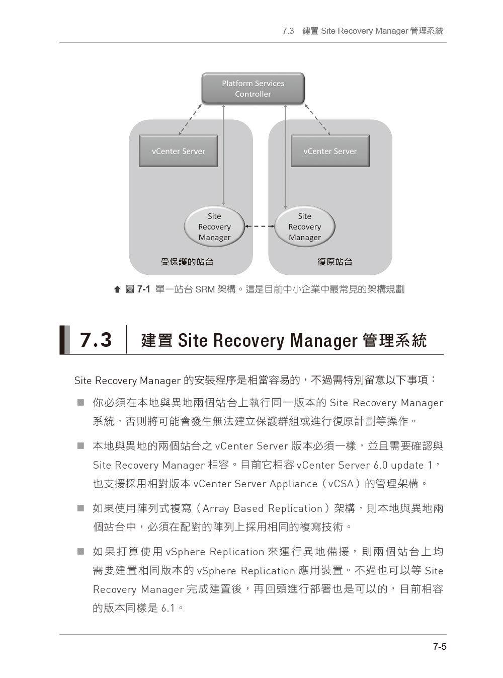 實戰 VMware vSphere 6.x 企業私有雲建置|異地備援x軟體定義儲存x高可用性-preview-8