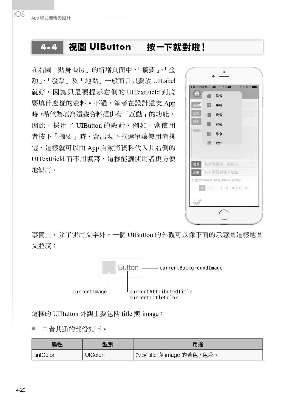 iOS App 程式開發與設計 ─ 規劃、開發,親手打造可實際上架的 App 程式-preview-1