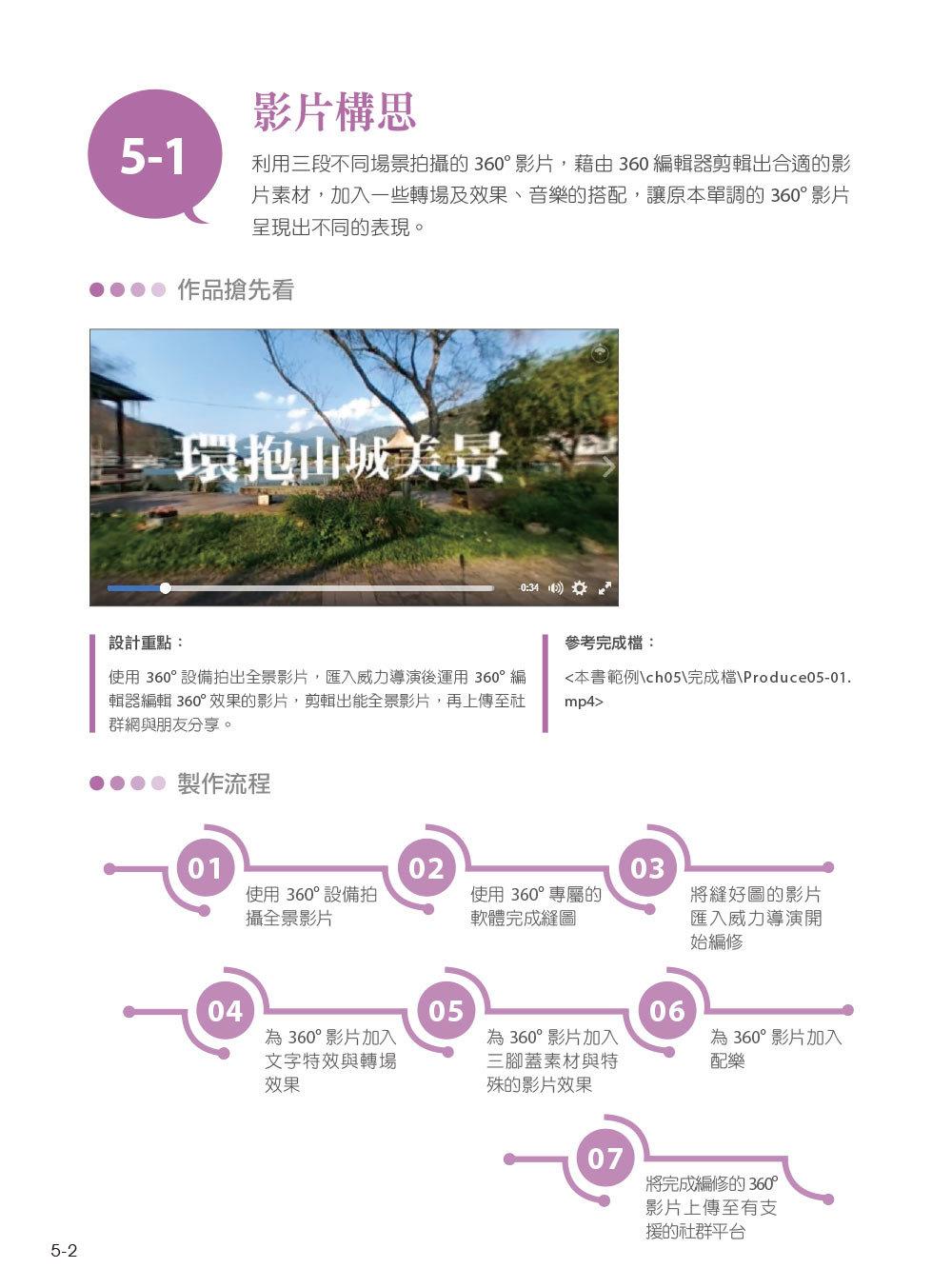快快樂樂學威力導演15 - 影片/MV剪輯活用情報特蒐-preview-4