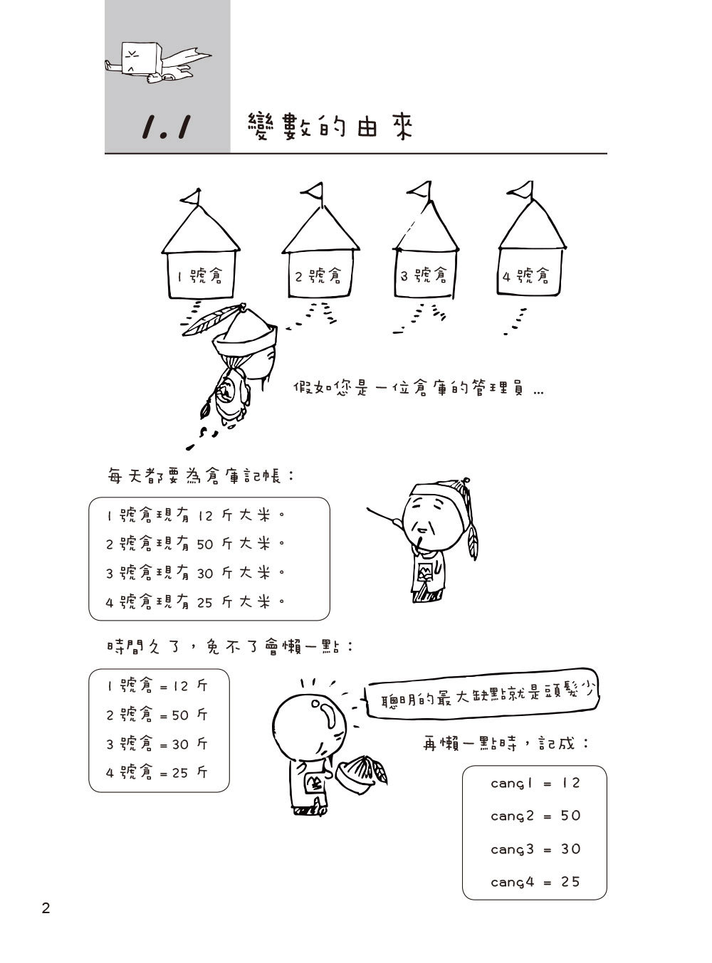 漫畫!圖解程式設計必學基礎-preview-7