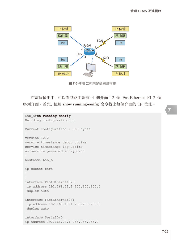CCNA Routing and Switching 認證教戰手冊, 2/e (CCNA Routing and Switching Complete Deluxe Study Guide: Exam 100-105, Exam 200-105, Exam 200-125, 2/e)-preview-8