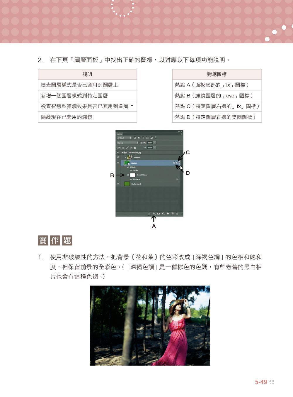 Photoshop CC 影像編修與視覺設計 (含ACA-Photoshop CC國際認證完全模擬與解題)-preview-15