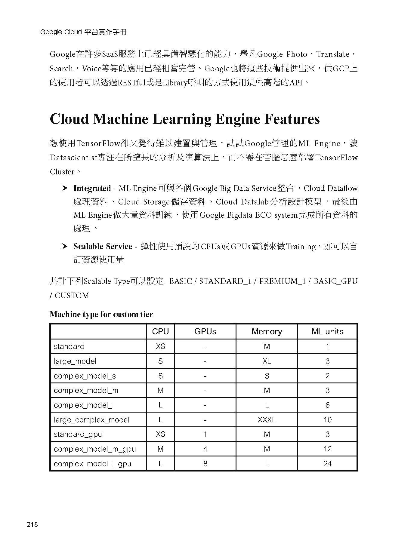 Google Cloud 雲端平台實作手冊 ─ Google雲端功能一點就通-preview-8