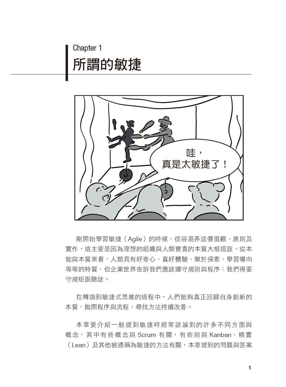 Agile 成功法則|敏捷實作者的解決方案 (Real World Agility: Practical Guidance for Agile Practitioners)-preview-5