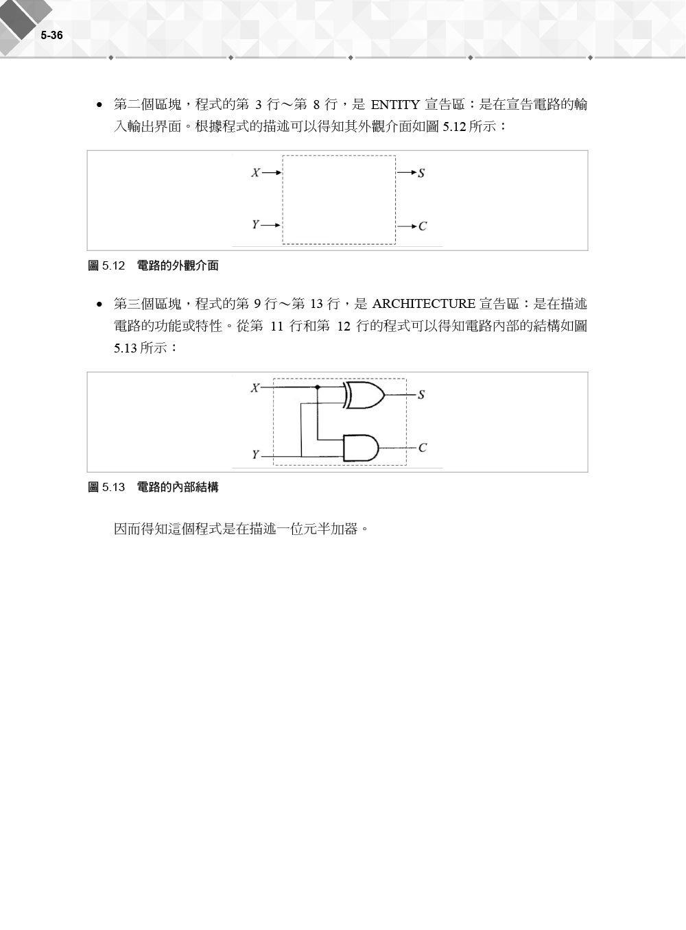 數位邏輯設計 -- 使用VHDL, 3/e-preview-11